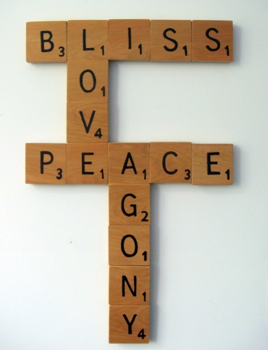Bliss, Love, Peace, Agony