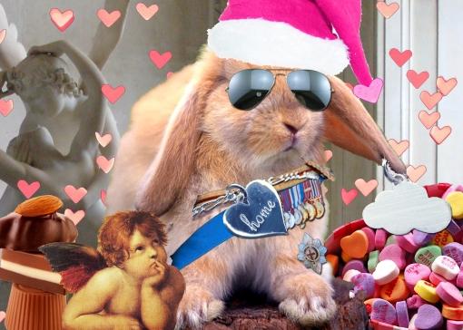 Valentines Day Bunny