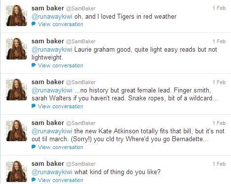 Sam Baker