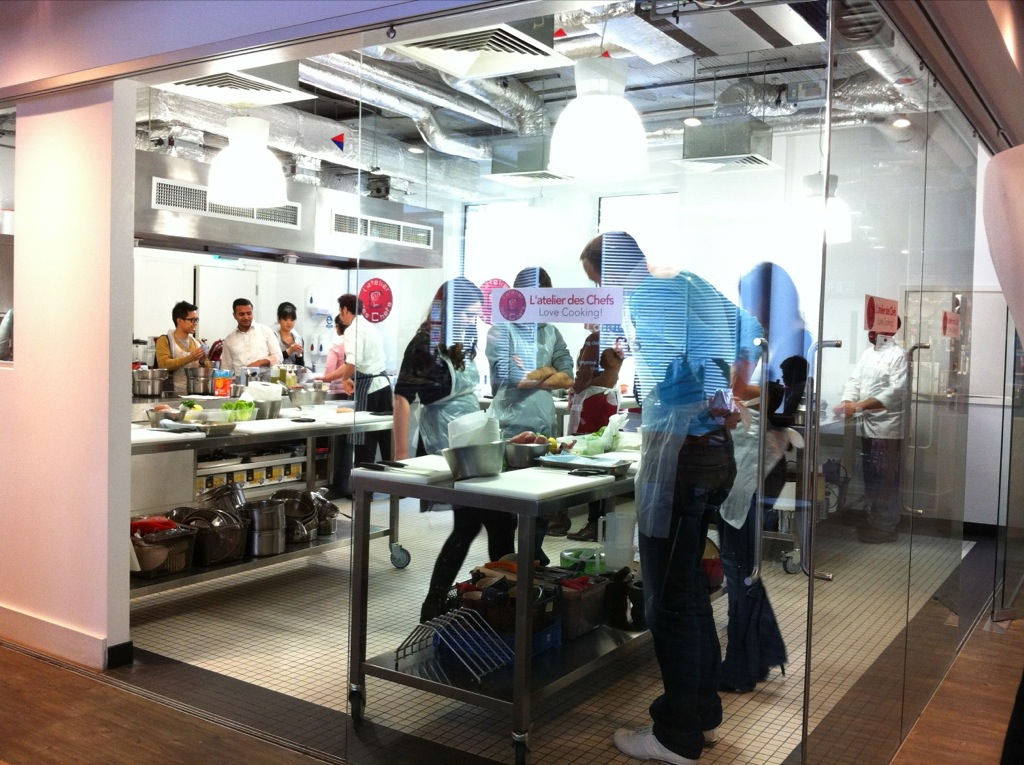Cooking Class near St Paul's