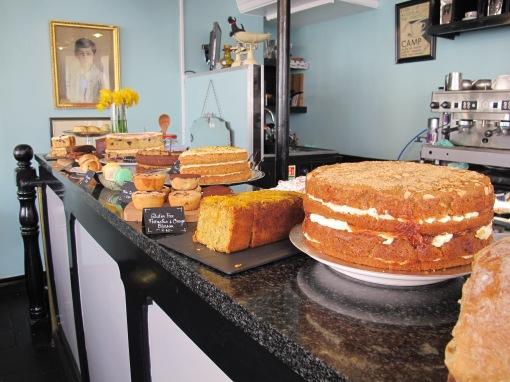 Metro Deco cake selection