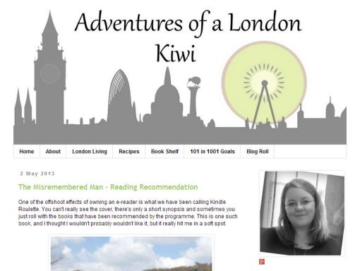 Adventures of a London Kiwi
