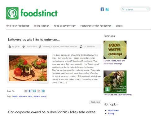 Foodstinct